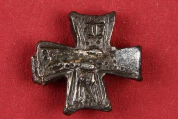 Görög feliratos bizánci kereszt