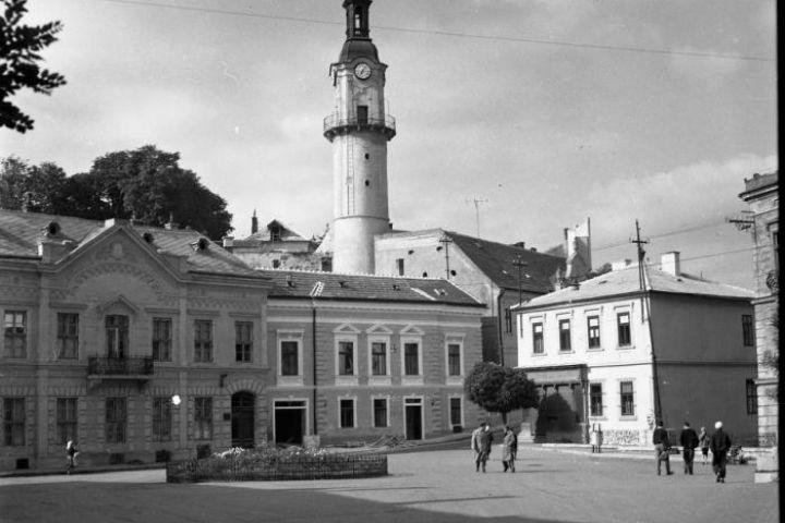 Tűztorony - Archív felvétel