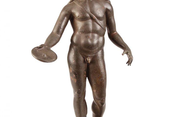 Apollt ábrázoló bronzszobor, Gic, 1. század