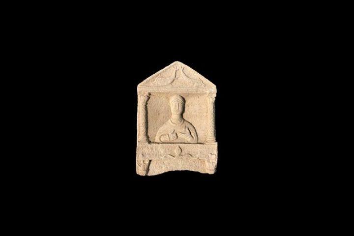 A nagy bejelentés! Római sírkövek a Káli-medencében A BOR régészete