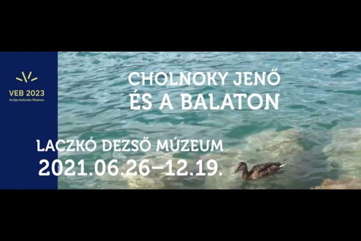 Cholnoky Jenő és a Balaton